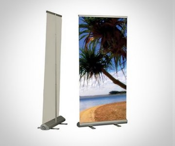 Smart Roll-up Banner